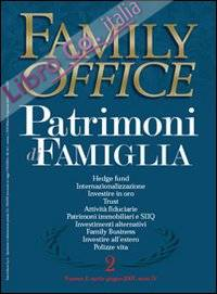 Family Office (2007). Vol. 2: Hedge Fund