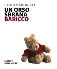 Un orso sbrana Baricco