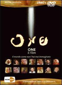 One. Il Film. il Mondo Come non L'Hai Mai Immaginato. con DVD