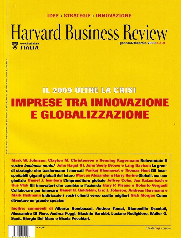 Harvard Business Review (2009) vol. 1-2