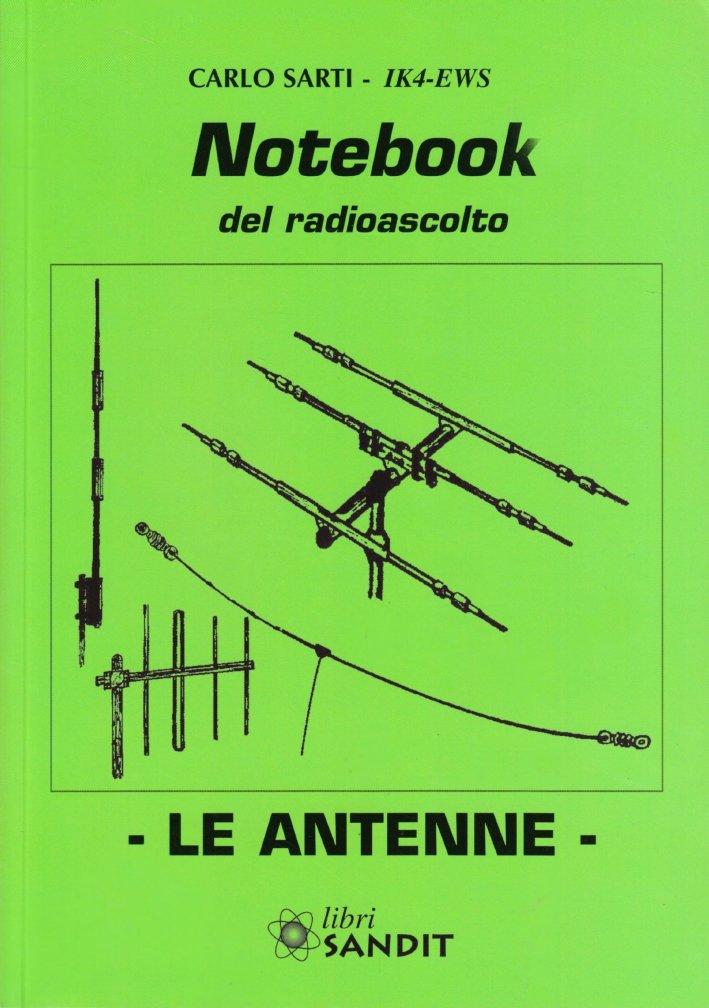 Notebook del radioascolto. Le antenne