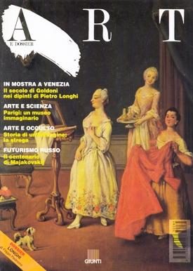 Art e dossier n. 85, Dicembre 1993