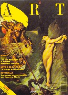 Art e dossier n. 86, Gennaio 1994