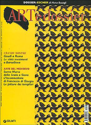 Art e dossier n. 196, Gennaio 2004