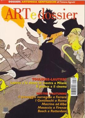Art e dossier n. 172, Novembre 2001