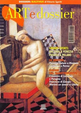 Art e dossier n. 170, Settembre 2001