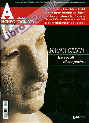 Archeologia Viva n. 113 - settembre/ottobre 2005
