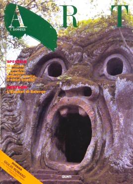 Art e dossier n. 40, Novembre 1989