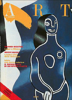 Art e dossier n. 39, Ottobre 1989