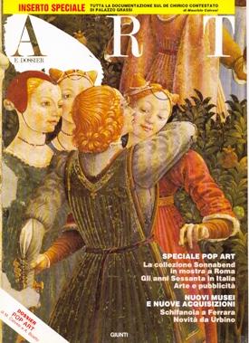 Art e dossier n. 36, Giugno 1989