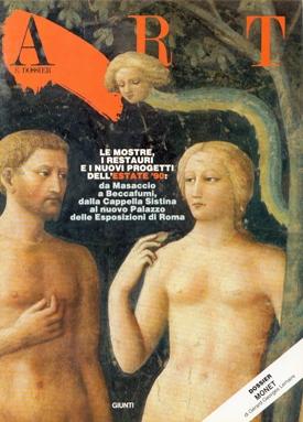Art e dossier n. 48, Luglio/Agosto 1990