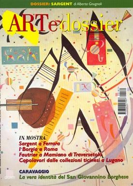Art e dossier n. 182, Ottobre 2002