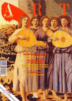 Art e dossier n. 71, Settembre 1992
