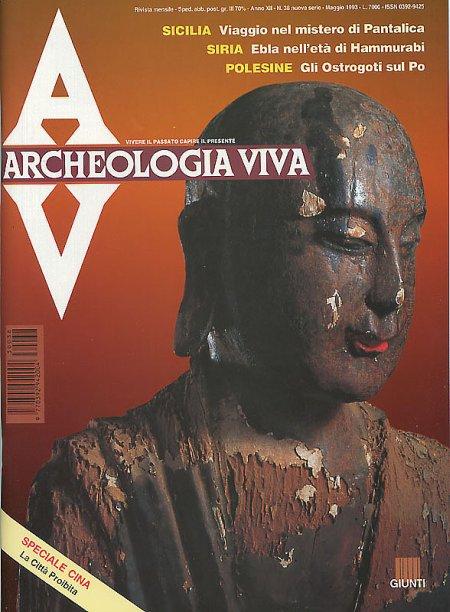 Archeologia Viva n. 38 - maggio 1993