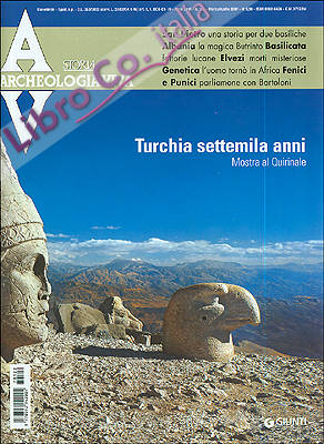 Archeologia Viva n. 122 - marzo/aprile 2007