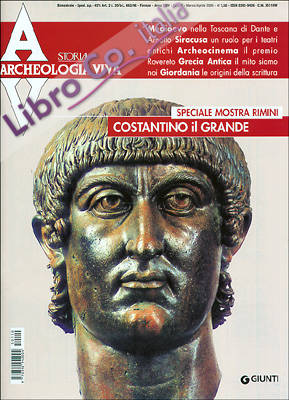 Archeologia Viva n. 110 - marzo/aprile 2005