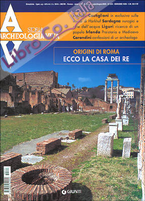 Archeologia Viva n. 111 - maggio/giugno 2005