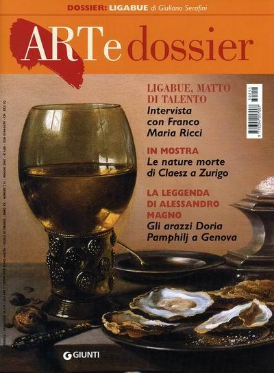 Art e dossier n. 211, maggio 2005