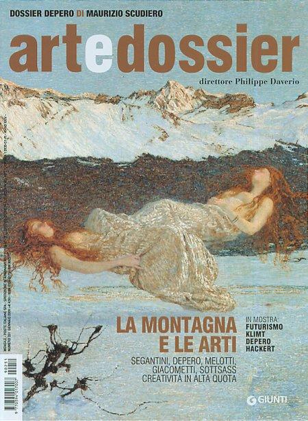 Art e Dossier n. 251, Gennaio 2009. Allegato il Dossier: Depero di Maurizio Scudiero