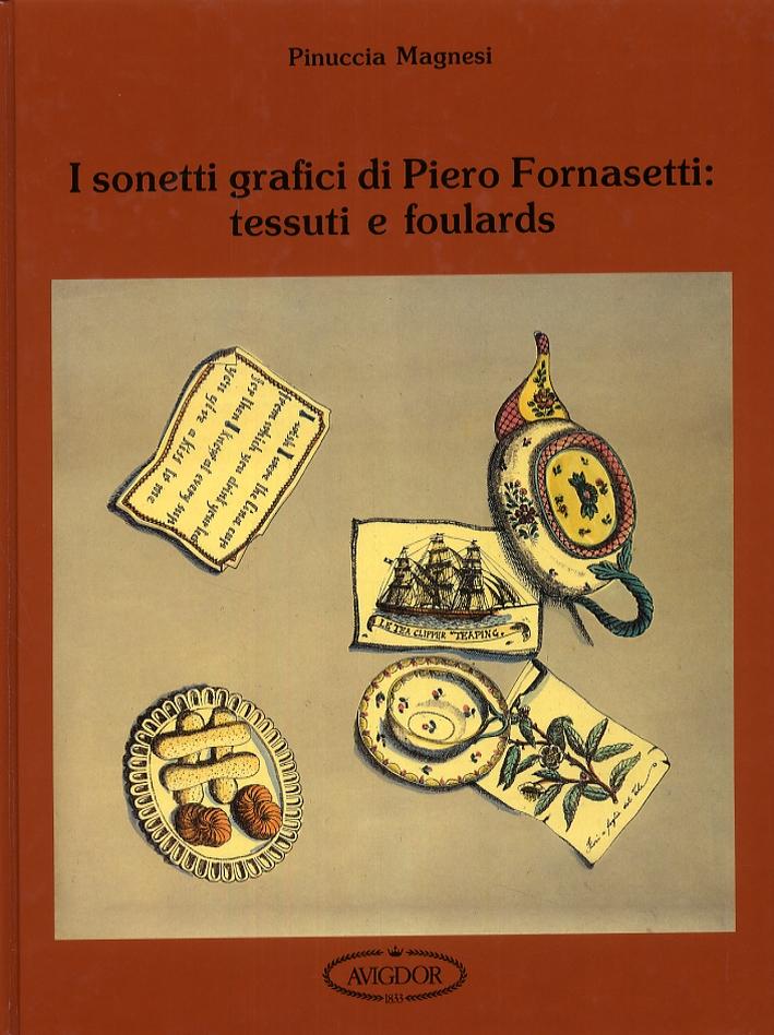 I sonetti di Piero Fornasetti. Tessuti e foulards