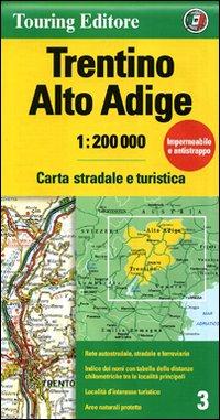 Trentino Alto Adige 1:200.000