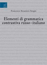 Elementi di grammatica contrastiva russo-italiano
