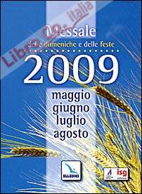 Messale delle domeniche e delle feste 2009