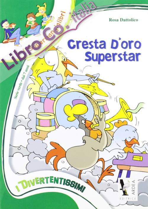 Cresta d'oro superstar