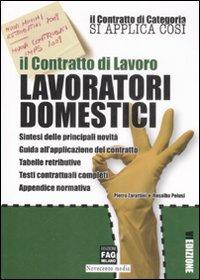 Il contratto di lavoro. Lavoratori domestici