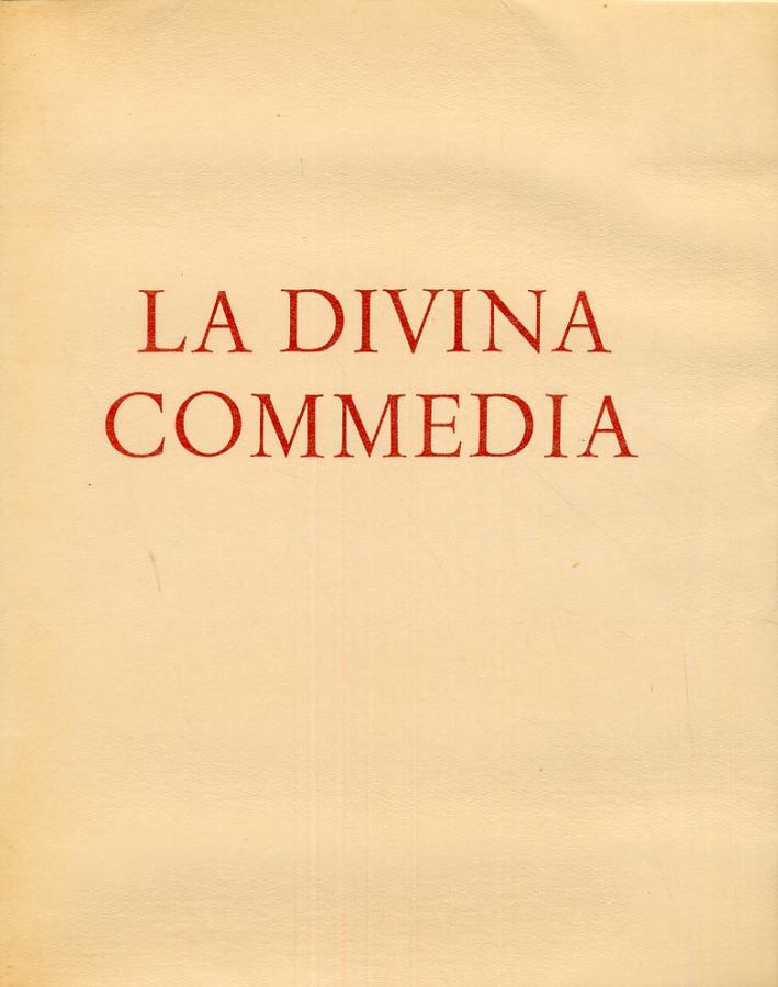 La Divina Commedia. Illustrazioni di Salvador Dalì