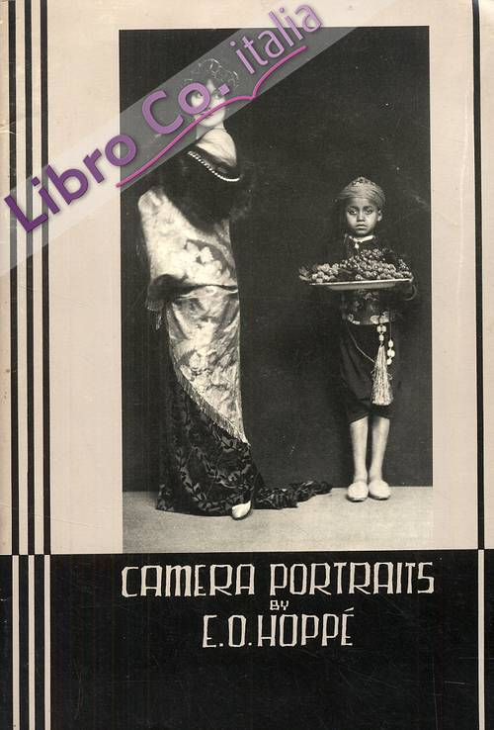 Camera Portraits by E.O. Hoppé 1978-1972