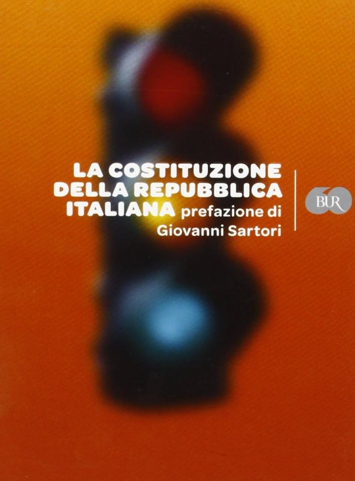 La costituzione.