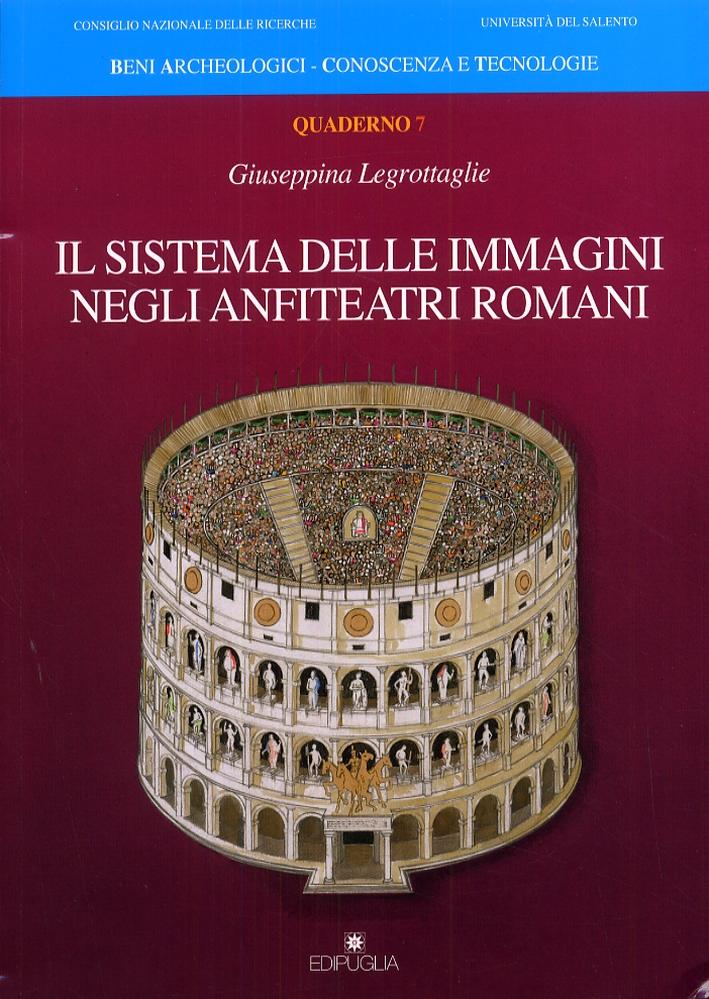 Il sistema delle immagini negli anfiteatri romani.