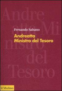 Andreatta. Ministro del Tesoro