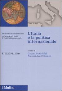 L'Italia e la politica internazionale 2009