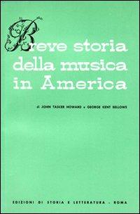 Breve storia della musica in America