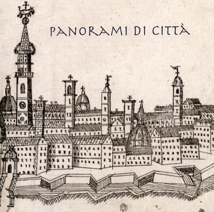 Panorami di città. Torino vista dai quattro punti cardinali