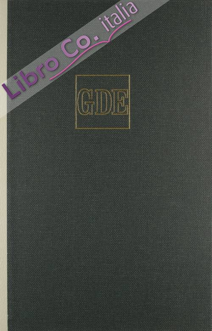 Dizionario dei nomi vol. 1-2
