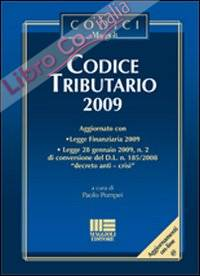 Codice Tributario 2009