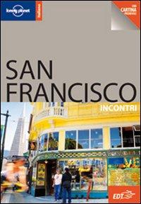 San Francisco. Con cartina