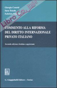 Commento alla riforma del diritto internazionale privato italiano