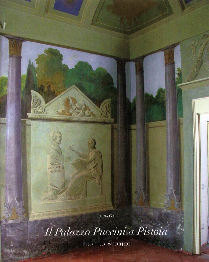 Il Palazzo Puccini a Pistoia. Profilo Storico