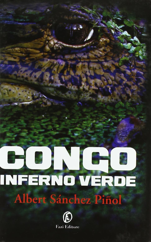 Congo inferno verde