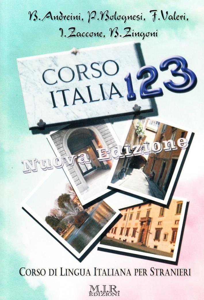 Corso Italia, 123. Corso di lingua italiana per stranieri