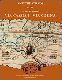 Via Cassia. I, Via Cimina.