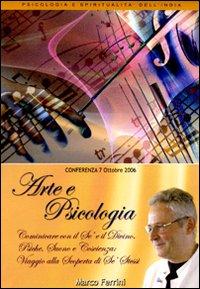 Arte e psicologia. Audiolibro. CD Audio formato MP3.