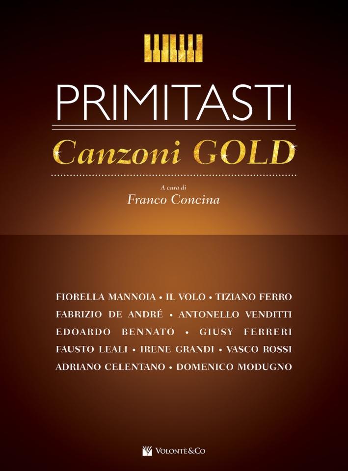 Primi tasti. Canzoni gold. Vol. 1