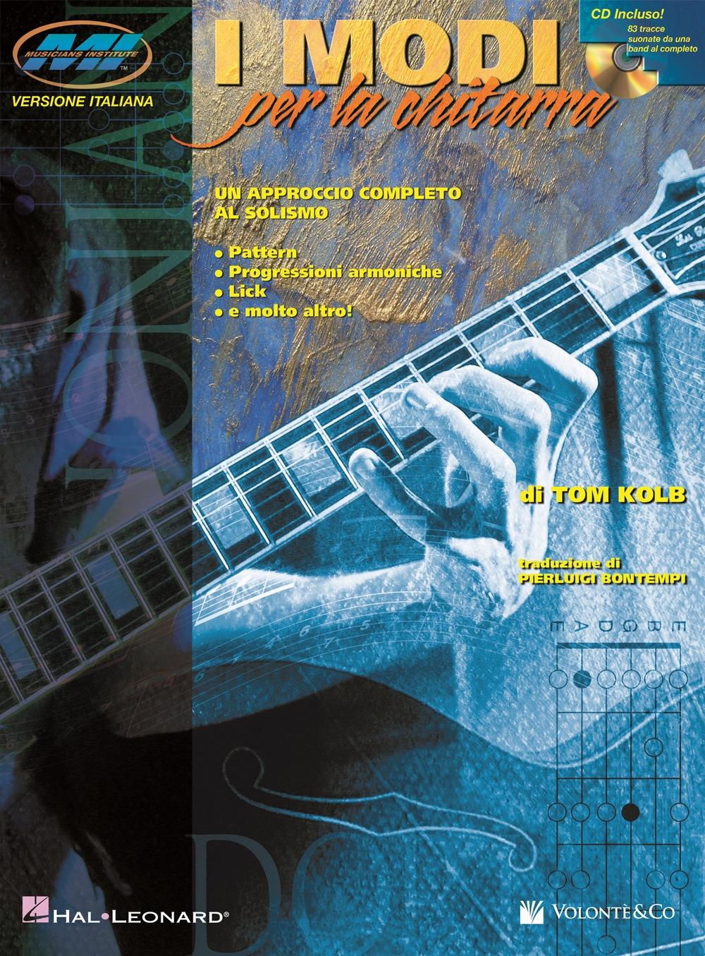 I modi per la chitarra. Con CD Audio.