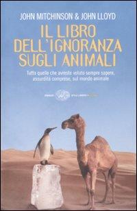 Il libro dell'ignoranza sugli animali.