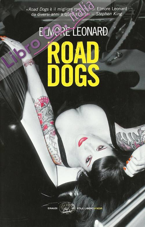 Road dogs.